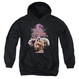 Dark Crystal The Good Guys-youth Pull-over Hoodie - Black