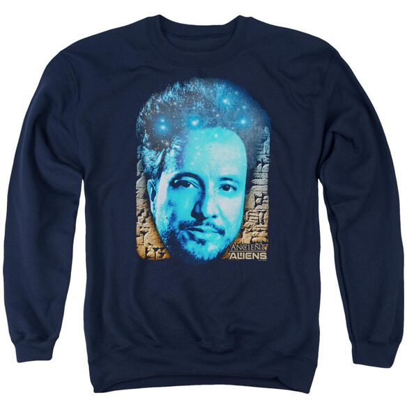 Ancient Aliens As Above So Below Adult Crewneck Sweatshirt