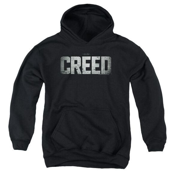 Creed Logo Youth Pull Over Hoodie