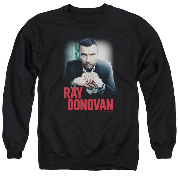 Ray Donovan Clean Hands Adult Crewneck Sweatshirt