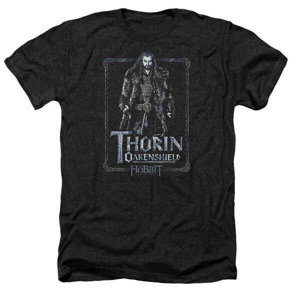 The Hobbit Thorin Stare Adult Heather