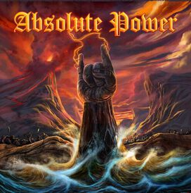 Absolute Power - Absolute Power (Clear Vinyl)