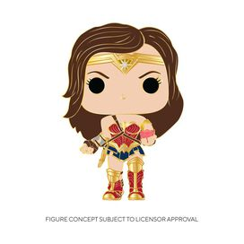 Funko Pop! Pin: DC Comics - Wonder Woman (w/chase)