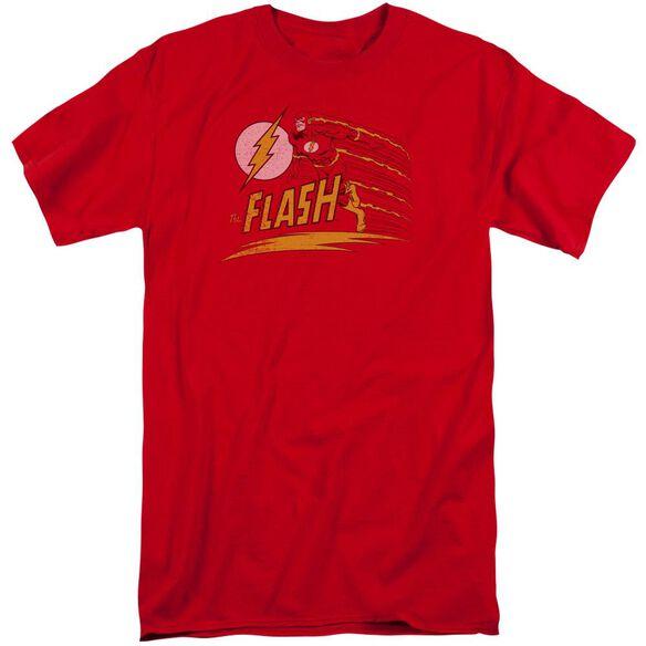 Dc Like Lightning Short Sleeve Adult Tall T-Shirt