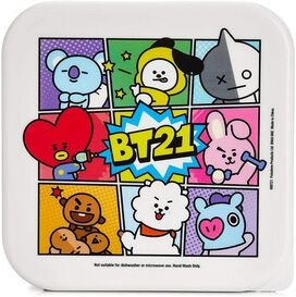 Line Friends BT21 - Set of 3 Snack Boxes