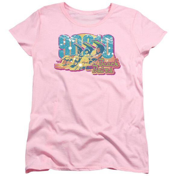 90210 Beach Babes Short Sleeve Women's Tee T-Shirt