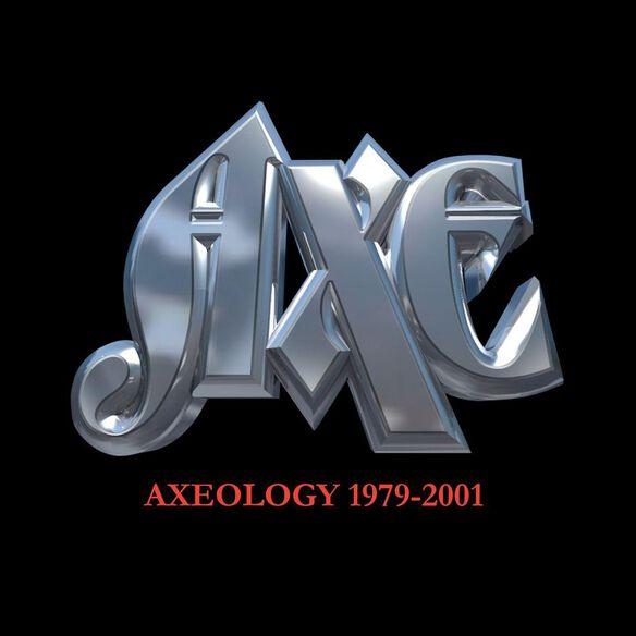 Axeology 1979 2001 (2 Cd)
