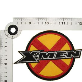 X-Men Name Circle Patch