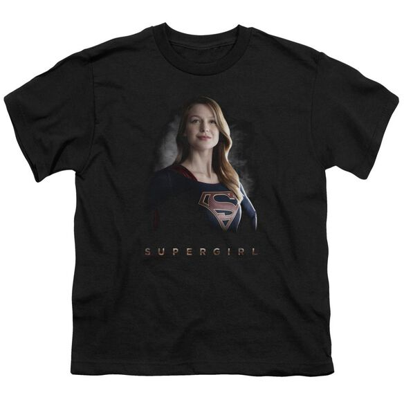 Supergirl Stand Tall Short Sleeve Youth T-Shirt