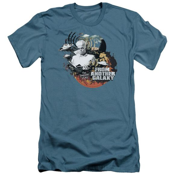 Twilight Zone From Another Galaxy Short Sleeve Adult T-Shirt