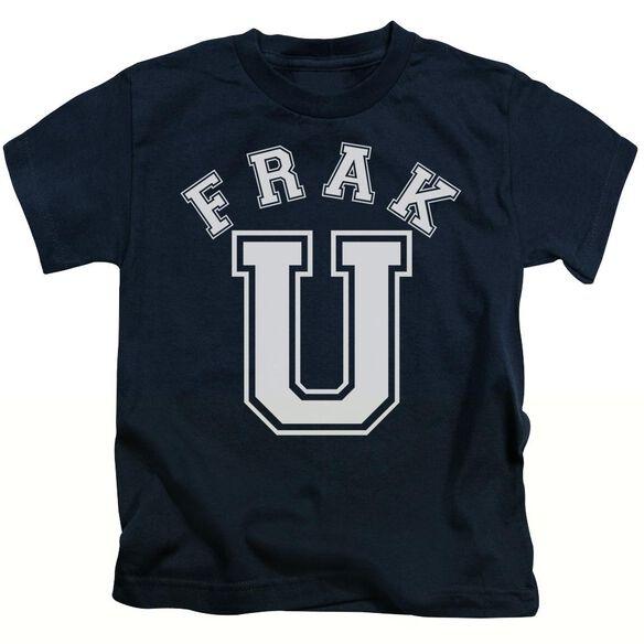 BSG FRAK U - S/S JUVENILE 18/1 - NAVY - T-Shirt
