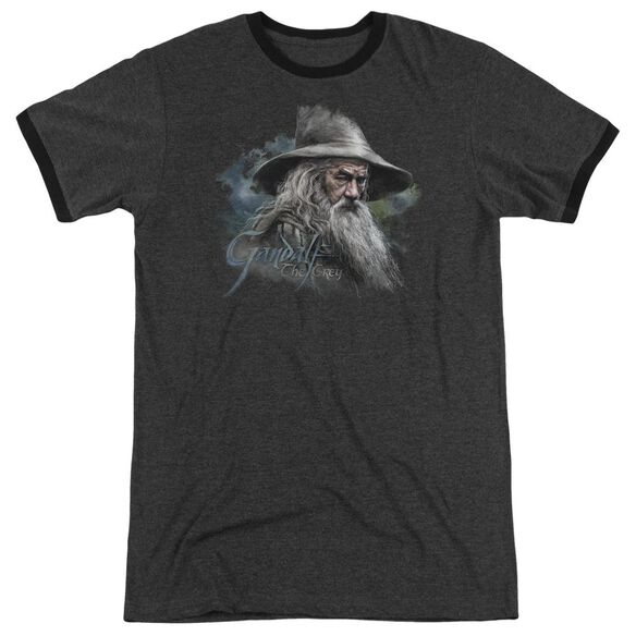 The Hobbit Gandalf The Grey Adult Heather Ringer Charcoal