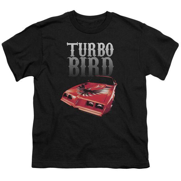 Pontiac Turbo Bird Short Sleeve Youth T-Shirt