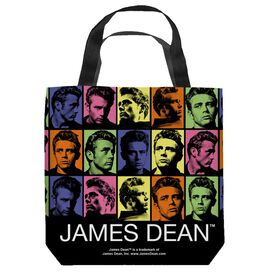 James Dean Color Block Tote