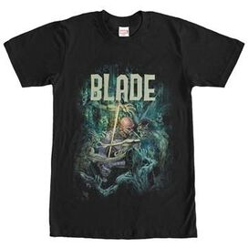 Blade Surrounded T-Shirt