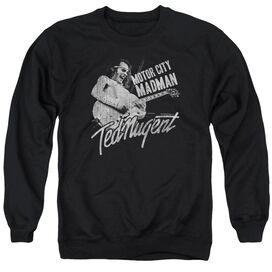 Ted Nugent Madman Adult Crewneck Sweatshirt