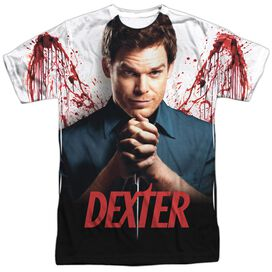 Dexter Wings Short Sleeve Adult Poly Crew T-Shirt