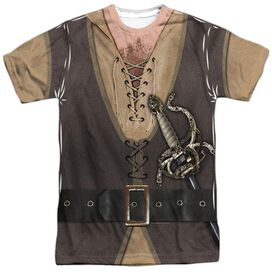 PRINCESS BRIDE MONTOYA COSTUME-S/S ADULT T-Shirt