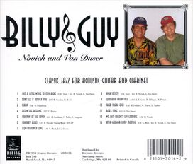 Guy Van Duser - Guy & Billy