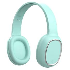 Replay Audio SQR HD Bluetooth Headphones [Teal]