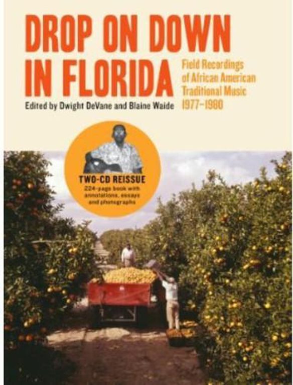 Drop On Down In Florida / Various (W/Book)