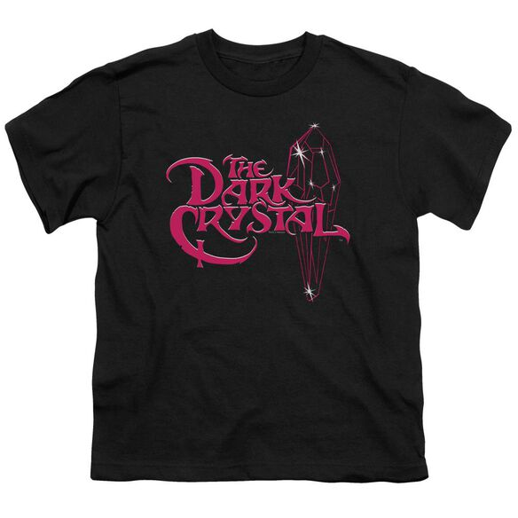 Dark Crystal Bright Logo Short Sleeve Youth T-Shirt