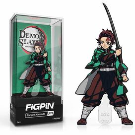 Demon Slayer Tanjiro Kamado FiGPiN