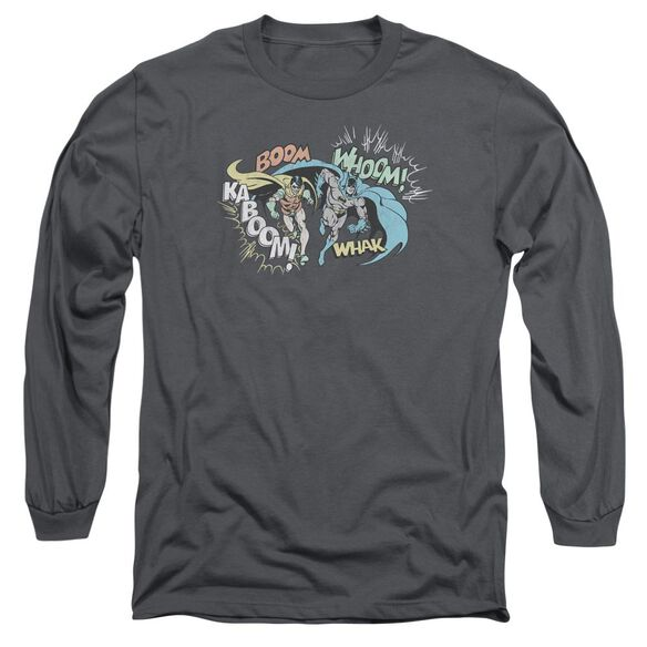 Dco Action Duo Long Sleeve Adult T-Shirt