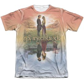 Princess Bride Poster Sub Adult Poly Cotton Short Sleeve Tee T-Shirt