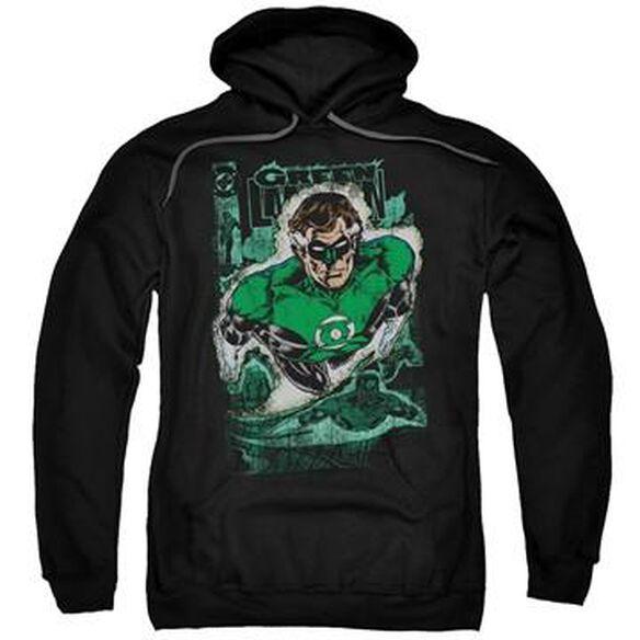 Green Lantern Return Cover Pullover Hoodie
