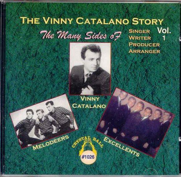 Various Artists - Vinny Catalano Story, Vol. 1