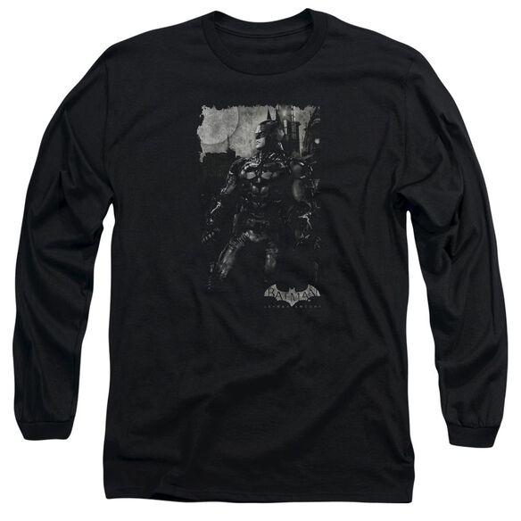 Batman Arkham Knight Bat Brood Long Sleeve Adult T-Shirt