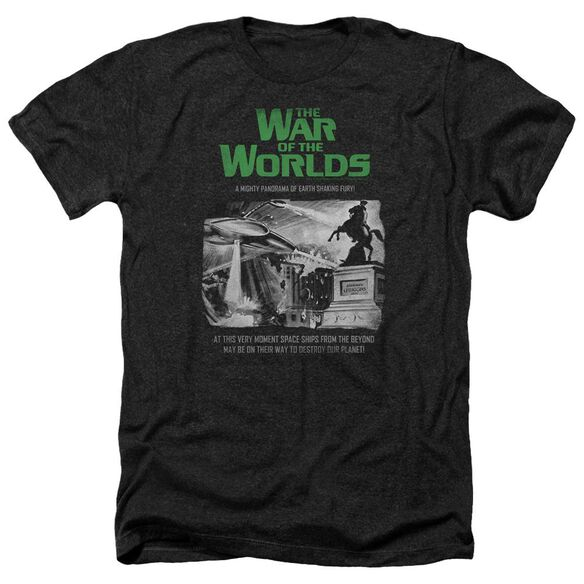 War Of The Worlds Attack People Poster Adult Heather