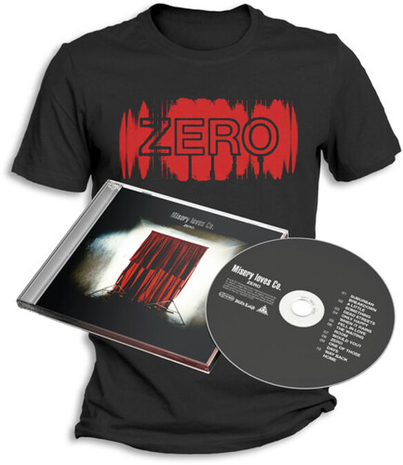 Misery Loves Co. - Zero + T-shirt (Xl)