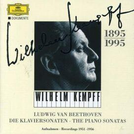 Wilhelm Kempff - Beethoven: Die Klaviersonaten [Box Set]