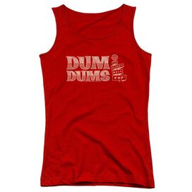 Dum Dums World's Best Juniors Tank Top