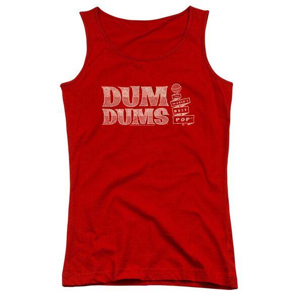 Dum Dums World's Best Juniors Tank Top