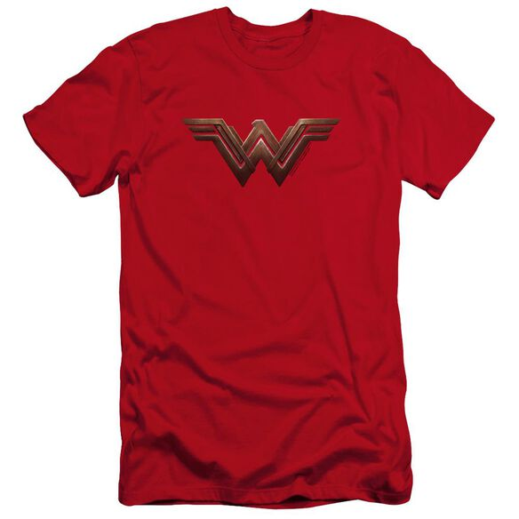 Wonder Woman Movie Wonder Woman Logo Hbo Short Sleeve Adult T-Shirt