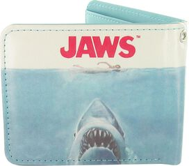 Jaws Poster Bifold Wallet