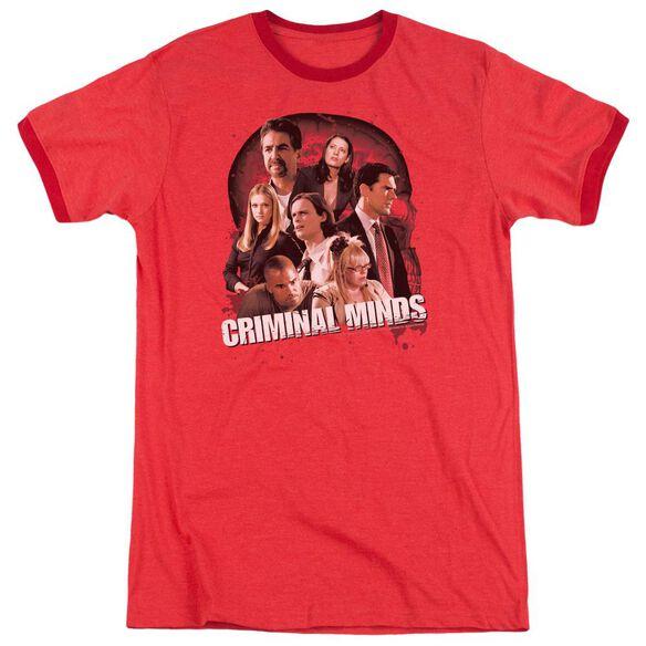 Criminal Minds Brain Trust Adult Heather Ringer Red