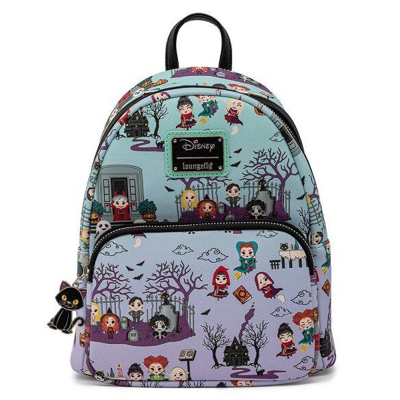 Loungefly Disney Hocus Pocus Scene Mini Backpack