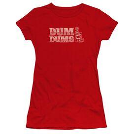 Dum Dums World's Best Premium Bella Junior Sheer Jersey
