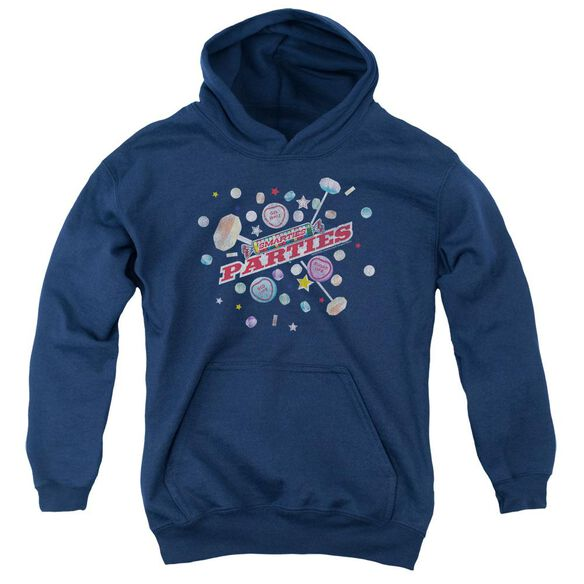 Smarties Parties Youth Pull Over Hoodie