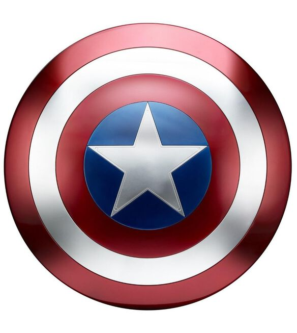 Marvel Legends Series Captain America Shield