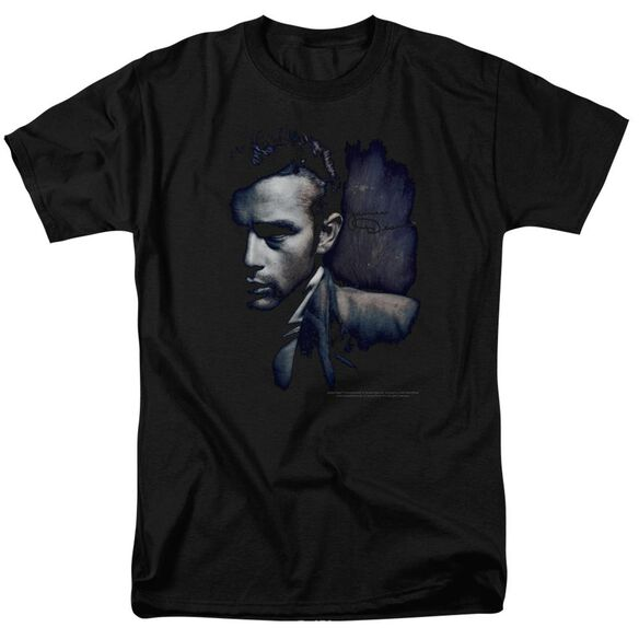 Dean In Shadow Short Sleeve Adult T-Shirt