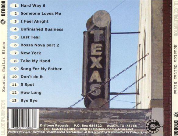 Houston Guitar Blues 0803