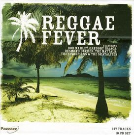 Various Artists - Reggae Fever [Pazzazz Box Set] [10 Discs]