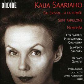 K. Saariaho - Du Cristal a la Fume / Nymphea / Sept Papillons