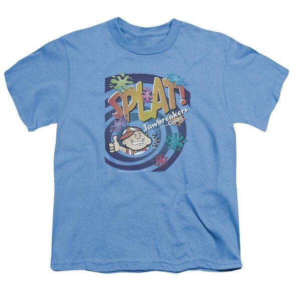Dubble Bubble Splat Jawbreakers Short Sleeve Youth Carolina T-Shirt