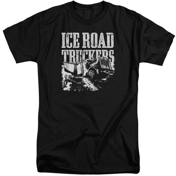 Ice Road Truckers Break The Ice Short Sleeve Adult Tall T-Shirt